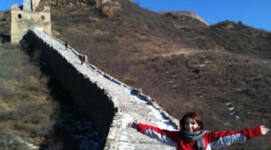 Sinead C in China